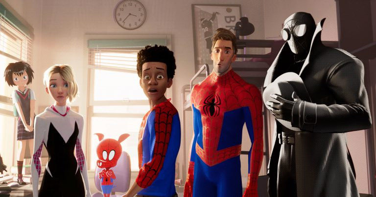 Nincs csodásabb a Pókmalacnál – Pókember: Irány a Pókverzum kritika