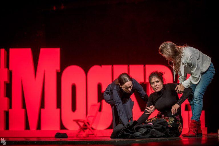 Három lány a WSSZ-ben – Szembenézés a halálfélelemmel