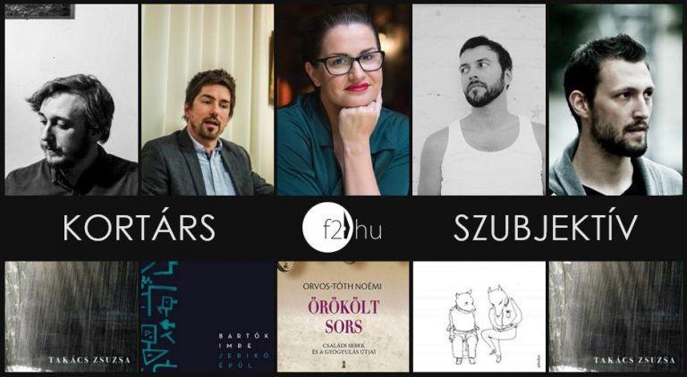 2018 kedvenc kötetei – Kortárs szubjektív