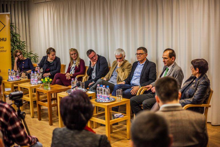 Megrendezték az I. Szombathelyi Kulturális Csúcstalálkozót
