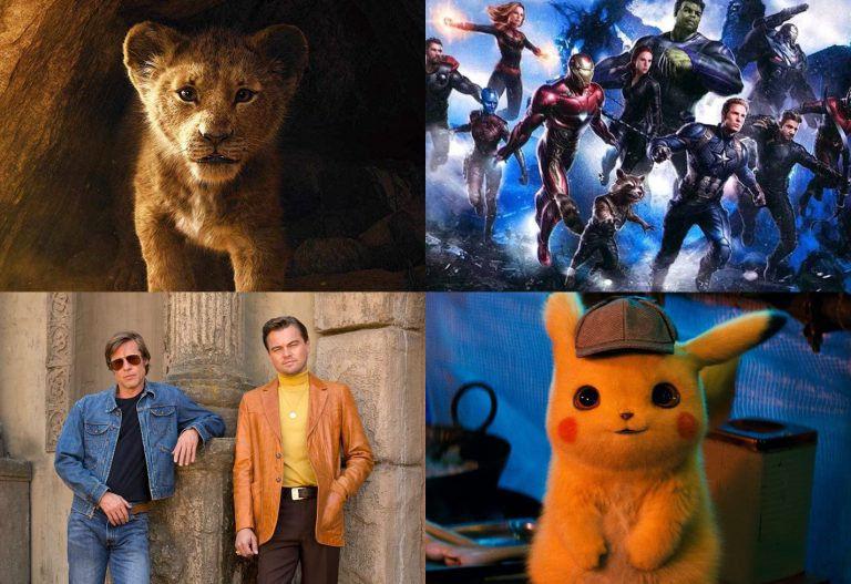 A legjobban várt filmek 2019-ben