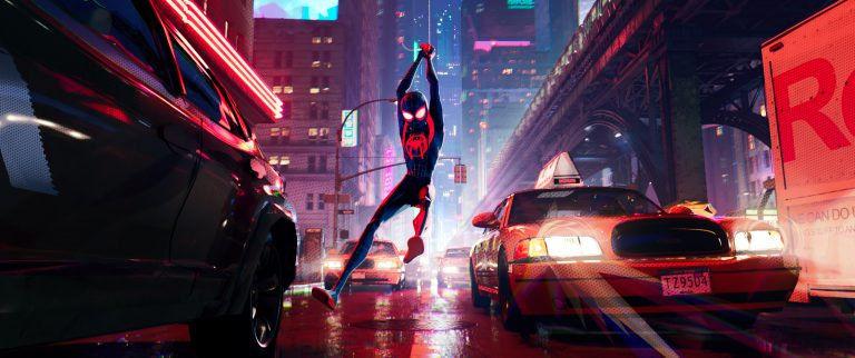 A szó szoros értelemben vett képregényfilm – Pókember: Irány a Pókverzum!