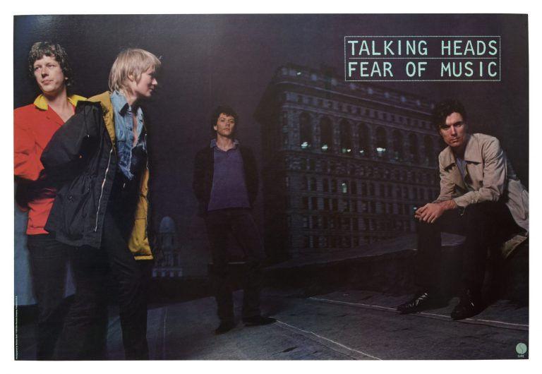 Hétvégi albumajánló: Talking Heads – Fear of Music