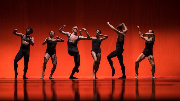 Három balett – Három stílus Threestyle