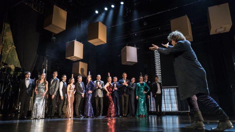 Brecht Baalja a Pesti Színházban