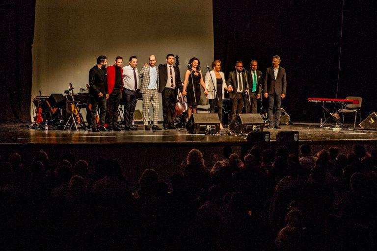 Húszezer éjszakás kalandból egy – Budapest Bár koncert a Sportházban