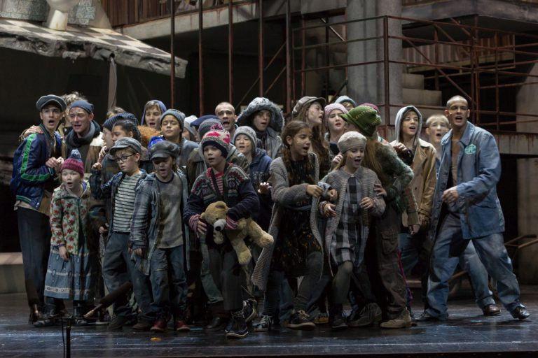 Nem szabad félni – Valahol Európában a Szegedi Nemzeti Színházban