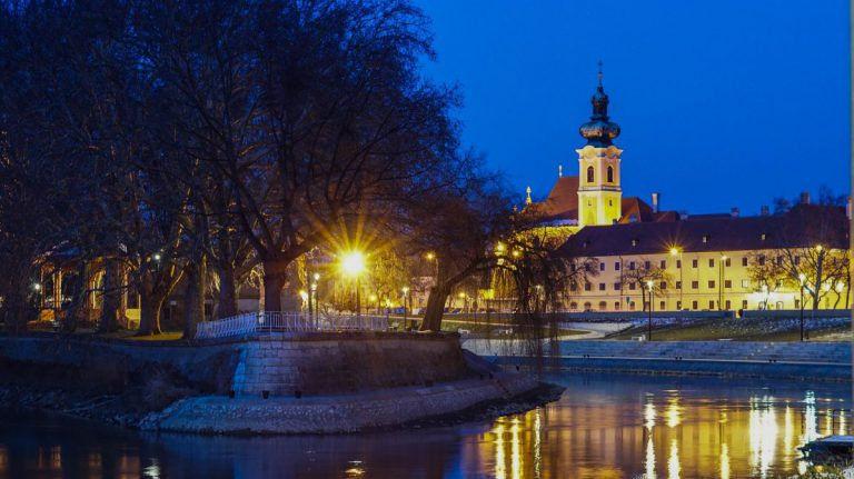 Éjjel a városban 4. – Célkeresztben Győr