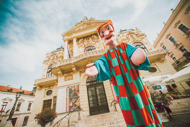 Hamarosan indul a 2019-es Pécsi Országos Színházi Találkozó