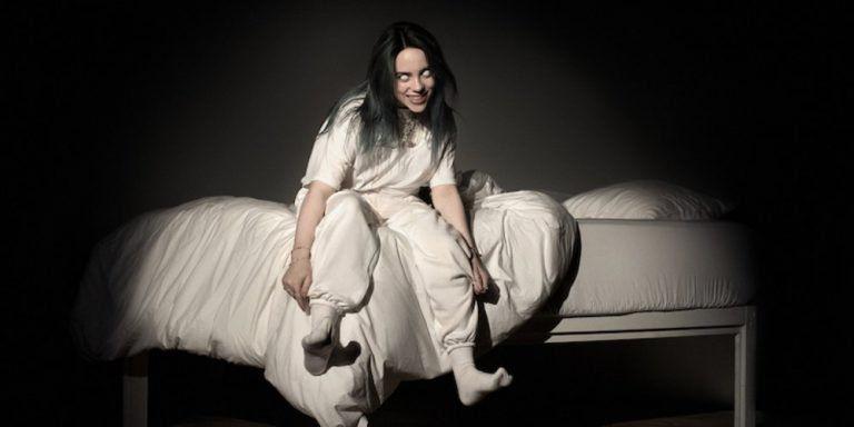 Hétvégi albumajánló: Billie Eilish – WHEN DO WE ALL ASLEEP, WHERE DO WE GO?