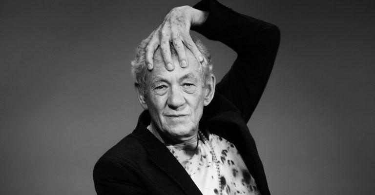 #áthatás – Ian McKellen 80.