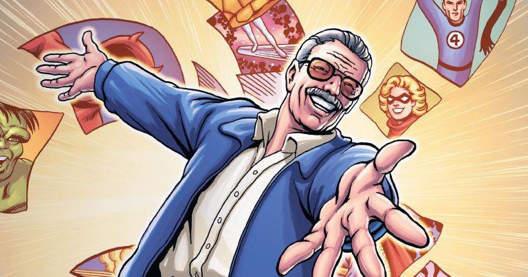 Képregény-memoár – Stan Lee: Fantasztikus életem