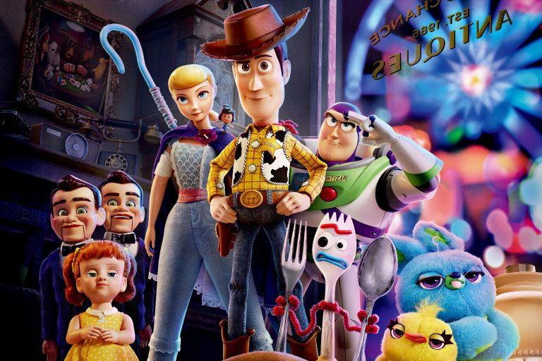 Nyomokban gyerekeknek is szól – Toy Story 4 filmkritika