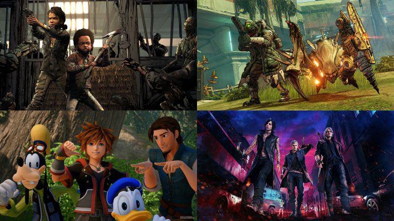 Videojáték-mustra a 2019-es évből
