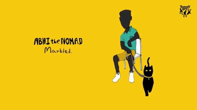 Hétvégi albumajánló: Abhi the Nomad – Marbled