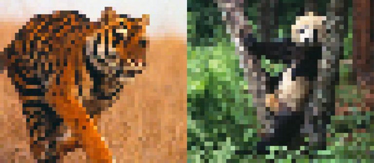 Ahány képpont, annyi példány – Population by Pixel