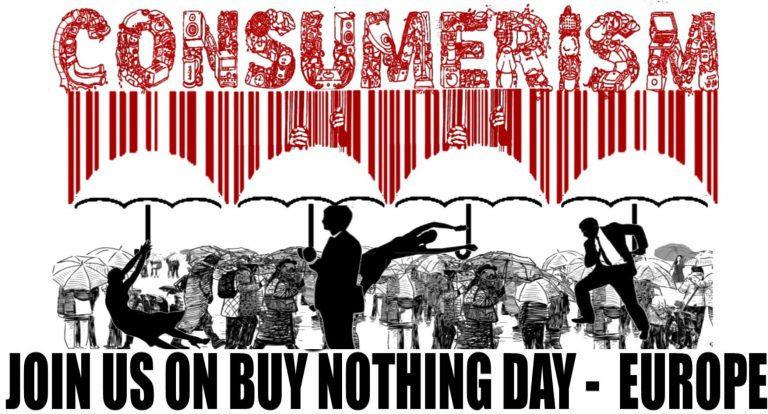 Nemet mondunk a vásárlásra – Nemzetközi Ne vásárolj semmit! nap