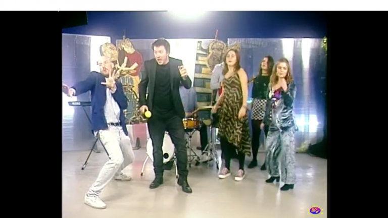 SzintisLaci a Budapest Tévében – Ricsárdgír dalpremier!
