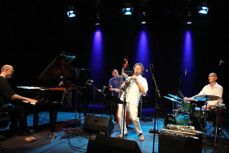 Eastern Boundary Quartet koncert a Weöres Sándor Színházban