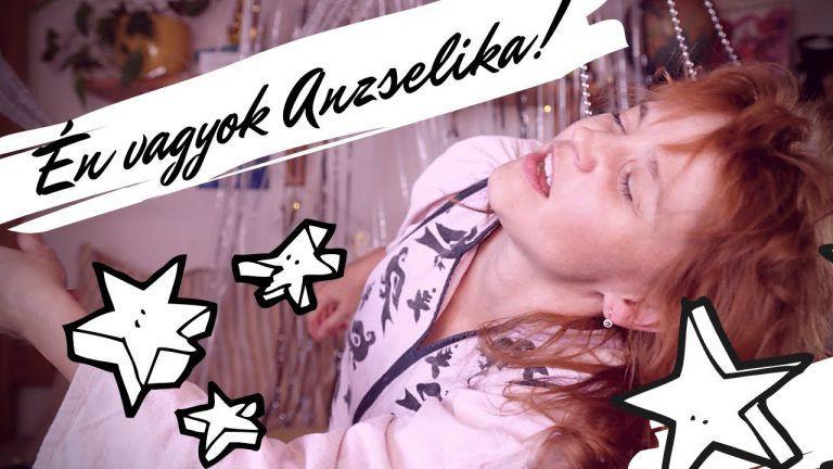 Anzselika Habpatron – Vloggerparódia az Uristen@menny.hu alkotóitól