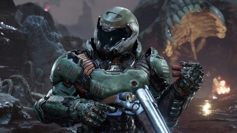 Mintha a pokol kapuja nyílt volna meg – Kijött a Doom Eternal új előzetese