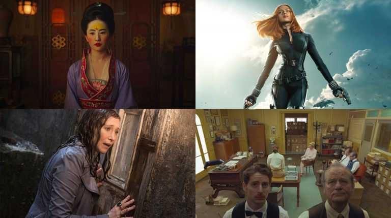Filmek, amikre érdemes odafigyelni 2020-ban