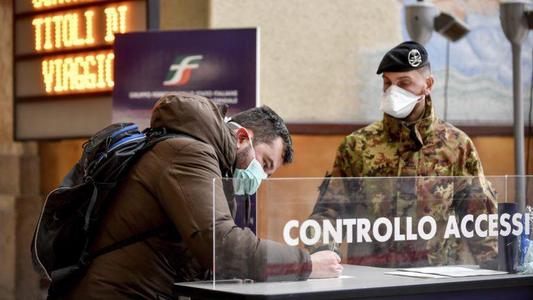 Ne pánikolj, de vedd komolyan a koronavírust! – Friss hírek Olaszországból