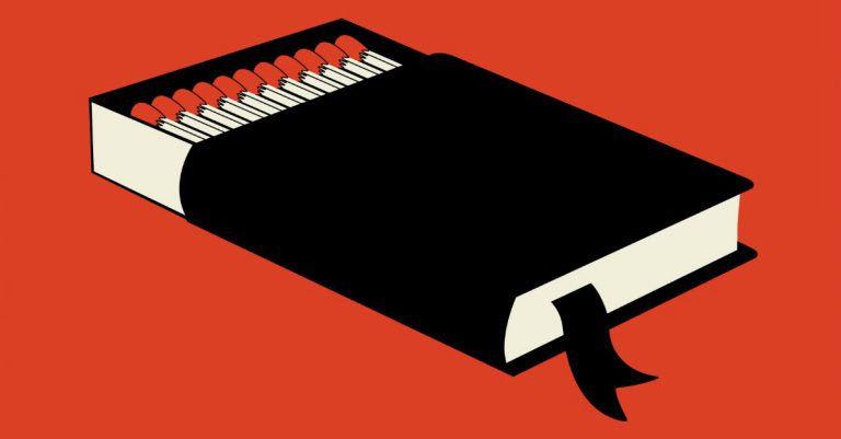 """""""Égetni: gyönyörűség volt"""" – Ray Bradbury: Fahrenheit 451 könyvajánló"""