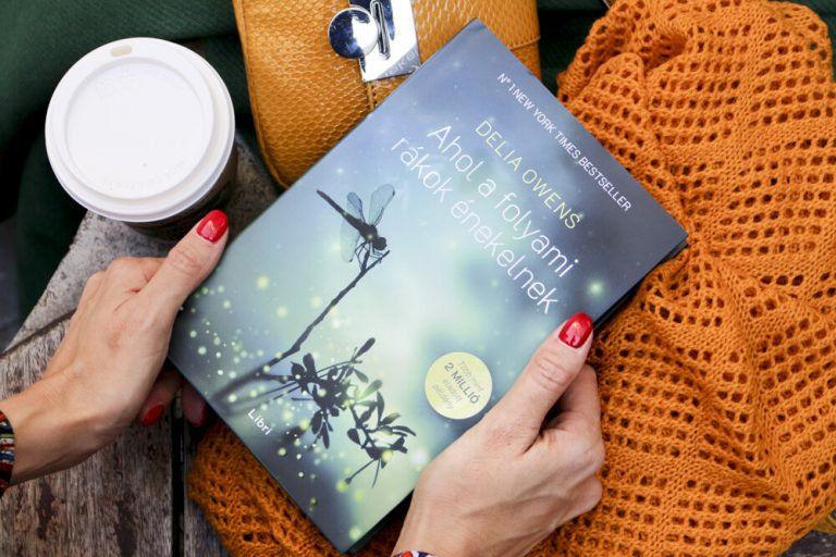 #OlvassOtthon – Delia Owens: Ahol a folyami rákok énekelnek