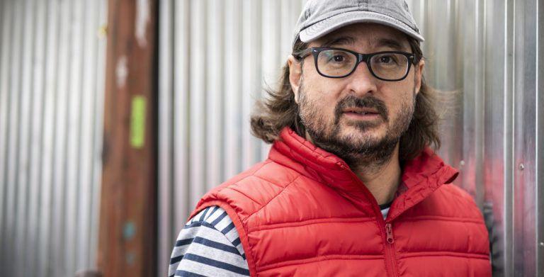 """""""Mintha Tarantinot is megerőszakolnák""""  – Cserna-Szabó András új kötete a Margón"""