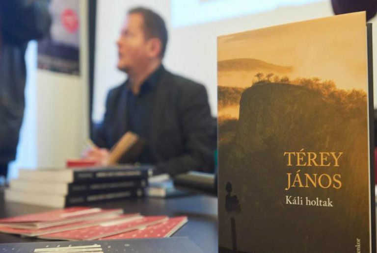 #OlvassOtthon – Térey János: Káli holtak könyvajánló