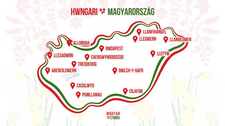 Mióta van walesi neve a városainknak?