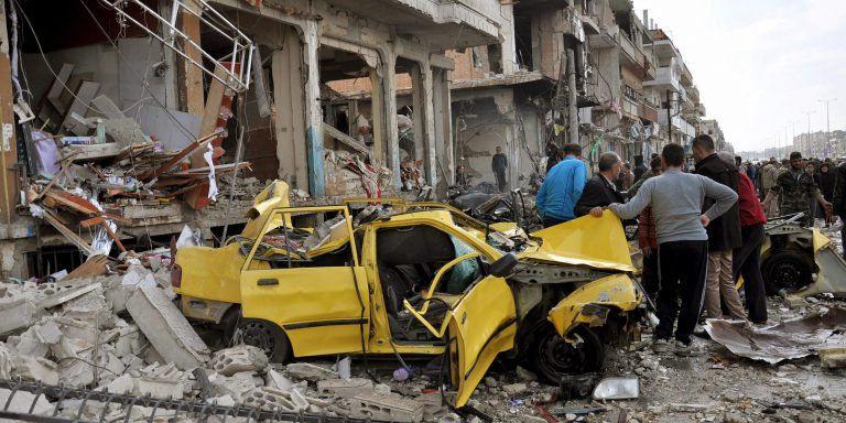 """Szíria: """"A családom és a hazám szeretete erősebb annál, hogy féljek visszatérni"""""""