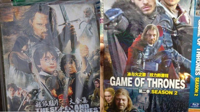 Gandalf mint Rowling-karakter, mongóliai Mad Max – Avagy a kínai bootlegek világa