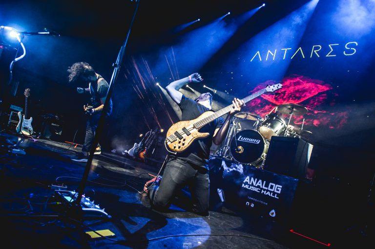 Színültig állítással – Antares koncertkritika
