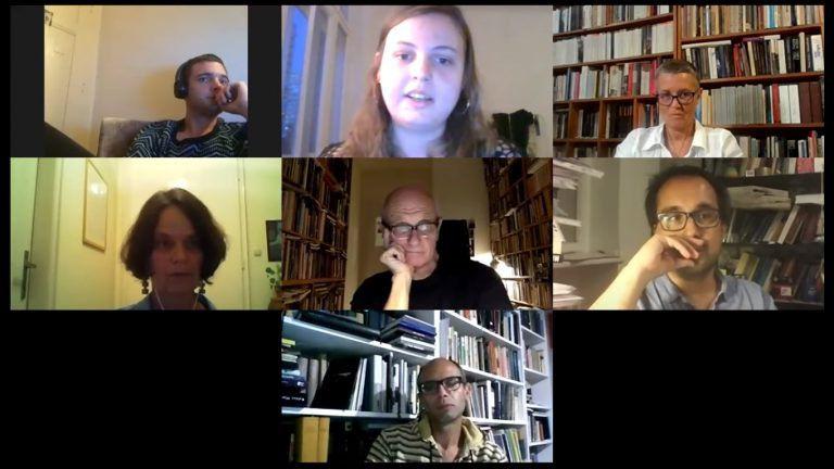 Néma párbeszéd az autonómiáért – Késelés Villával – Létezik-e autonóm művészet?