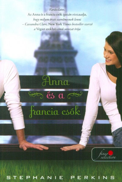 Stephanie Perking: Anna és a francia csók