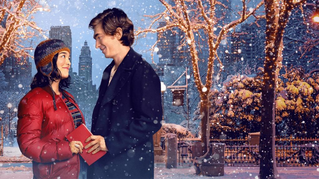 Igazi karácsonyi hangulat az ünnepek után is – Dash & Lily sorozatkritika