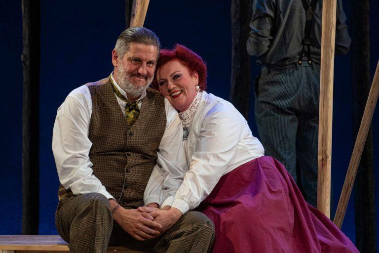 Mélyrepülés – Csehov Sirálya a Szegedi Nemzeti Színházban