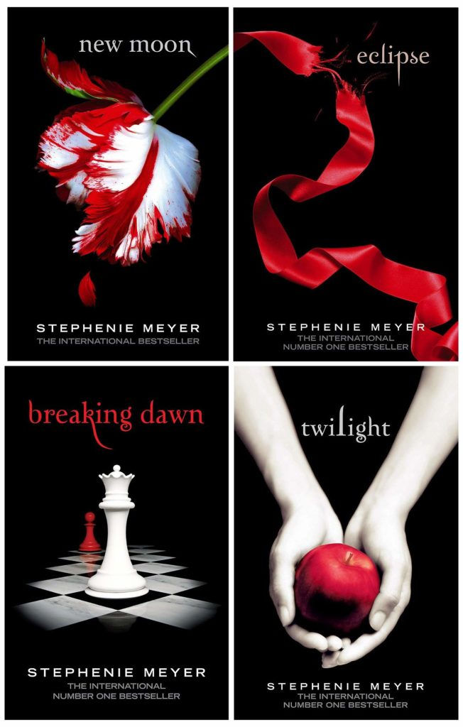 Stephenie Meyer Twilight (Alkonyat)-sorozata