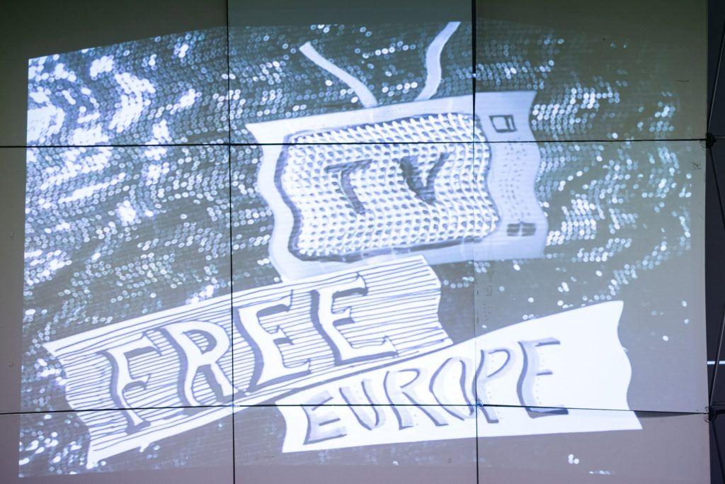 szabad európa tv