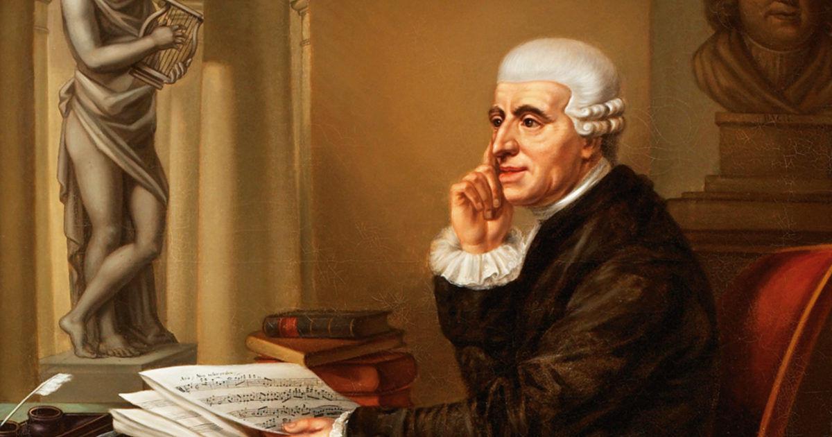 Haydn zeneszerző
