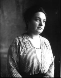 Alice Milliat, a női sport úttörője (Forrás: iselle.com)