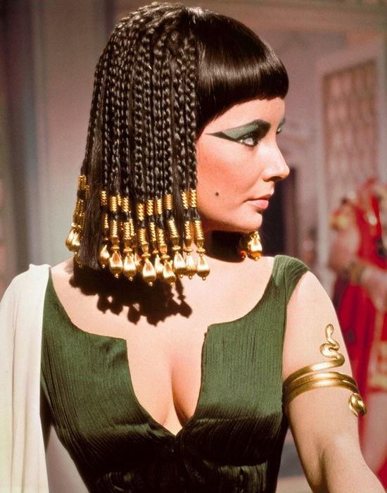 Kleopátra mint szépségideál