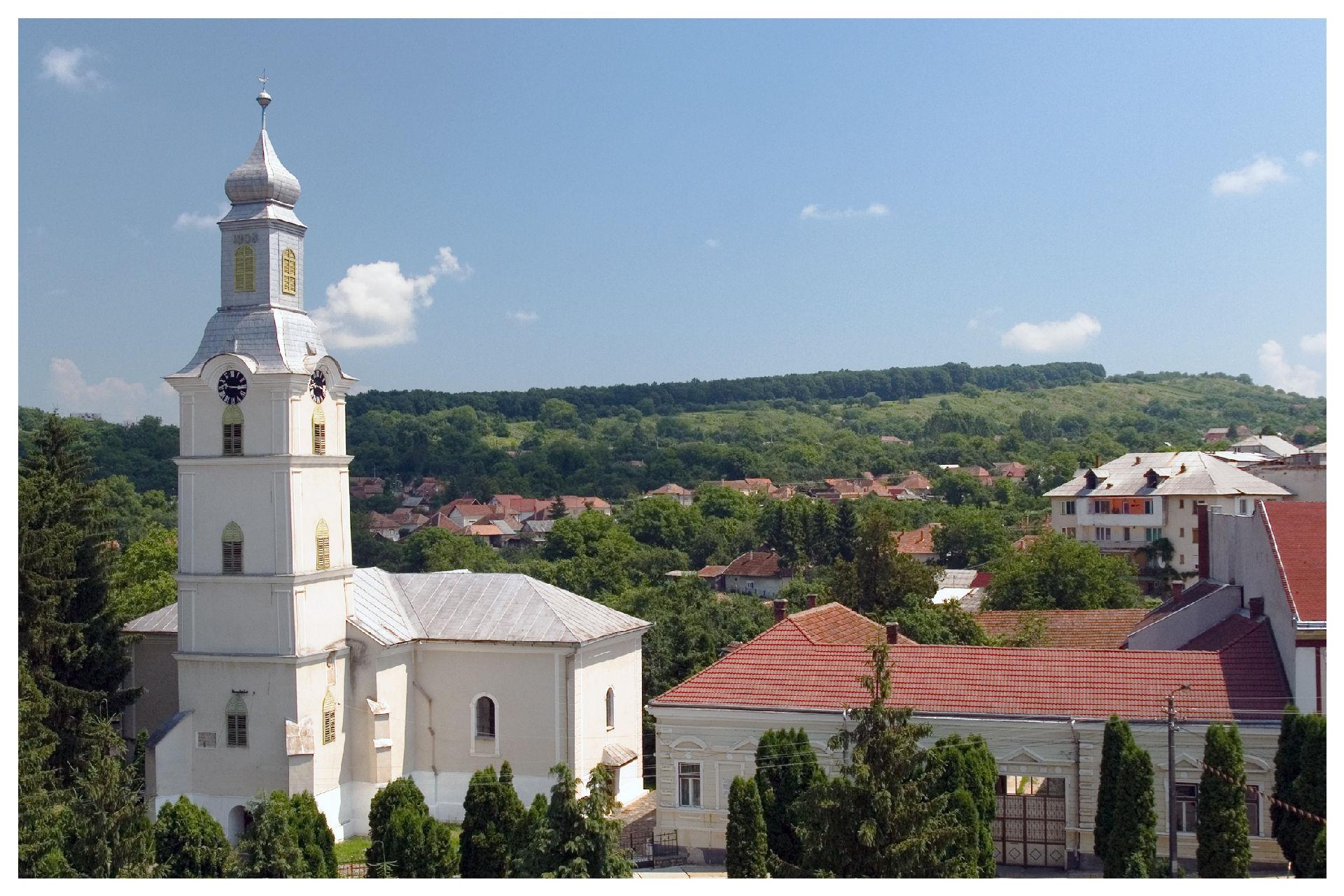 Románia, Szilágycseh