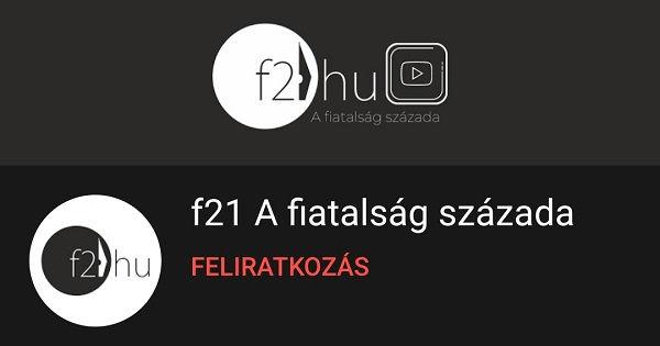f21.hu youtube