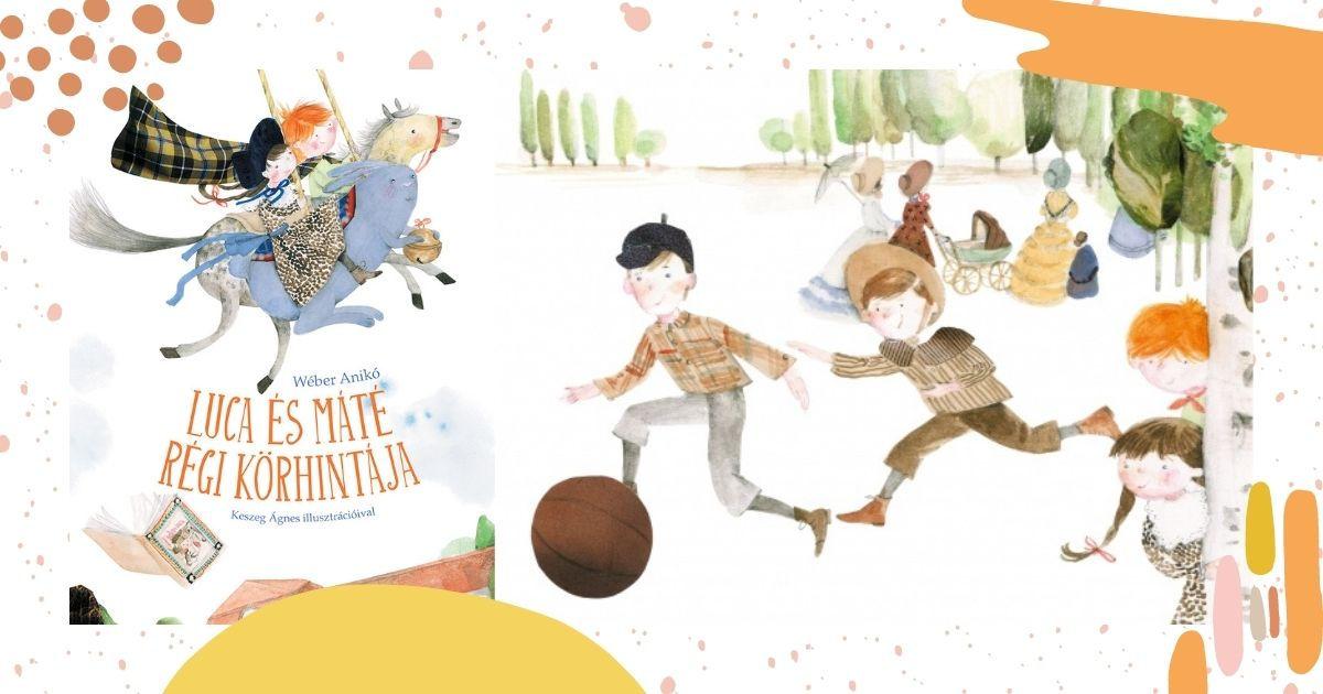 gyerekkönyv régi magyar írónőkről