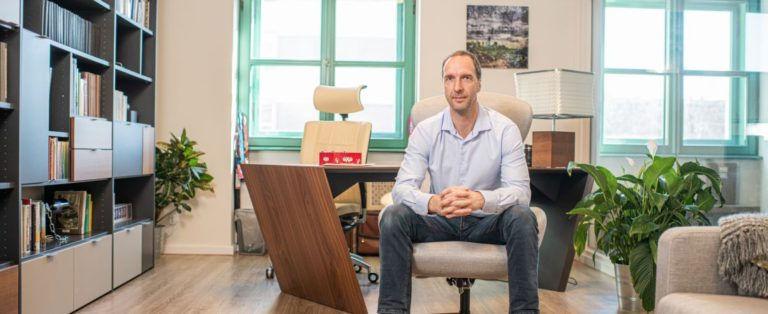 """""""Sose tekintettem üzletnek a Művészetek Völgyét"""" – interjú Oszkó Péterrel"""
