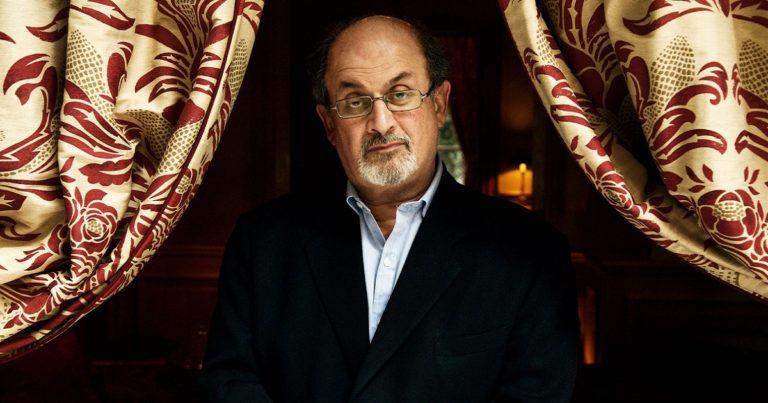 Salman Rushdie is előadást tart az Edinburgh-i Nemzetközi Könyvfesztiválon