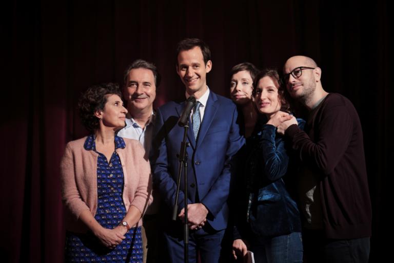 Minden tettünknek van előzménye – Kritika A beszéd című francia filmről